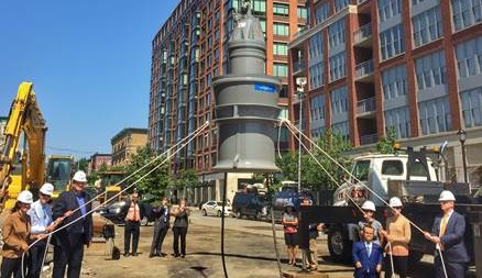 PUMPED: Hoboken's H-5 Wet Weather Pump Station to Be Operational By August