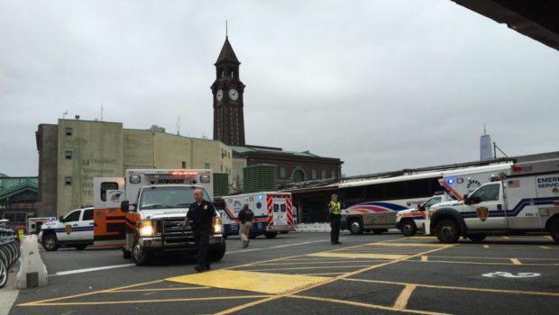 HOBOKEN TRAIN CRASH: Transit Suspended, Casualties Reported—UPDATING