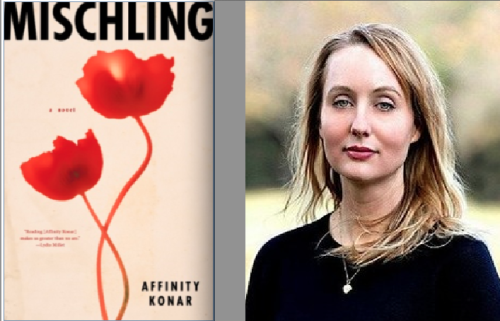 MISCHLING Author Affinity Konar to Speak at Hoboken Public Library — MONDAY