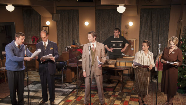 "REVIEW: ""It's a Wonderful Life"" is a Wonderful Play, Too—NOW PLAYING @ Mile Square Theatre"