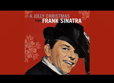 "A JOLLY CHRISTMAS FROM FRANK SINATRA — Track #3: ""Mistletoe and Holly"""