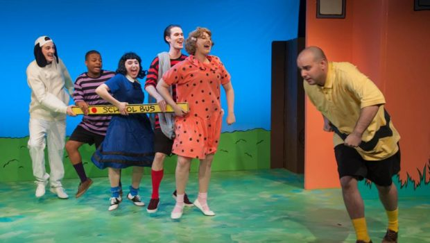 "GOOD GRIEF? – Mile Square Theatre Wows With ""You're A Good Man, Charlie Brown"" 