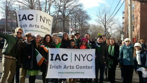SHOW YOUR LOVE: Irish Arts Center Celebrates a Growing Community of Patrons — THURSDAY, FEB. 16th
