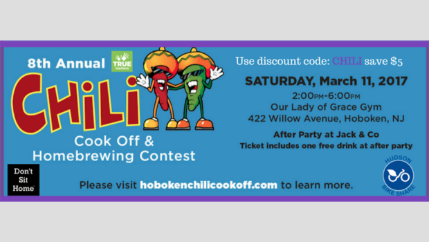 CHILI & BEER: Chili Cook-Off & Homebrew Contest for TRUE Mentors — SAT., MAR 11th