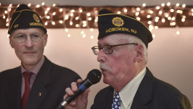 BUILDING HOMES FOR HEROES: Hoboken American Legion Post 107 Fundraiser for Homeless Veterans — THU. JAN 11 @ Kolo Klub