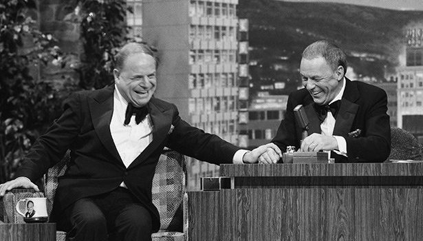 FRIDAYS ARE FOR FRANK: Sinatra & Don Rickles