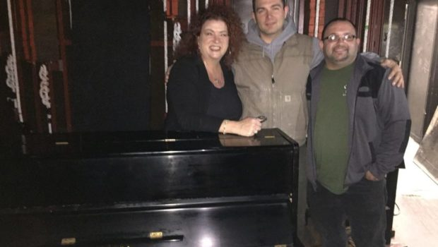 KEYS TO SUCCESS: Local Businesswoman Donates Piano to Hoboken High School