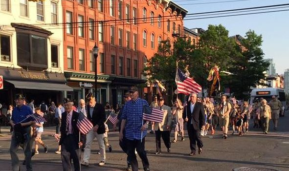 FLEET WEEK / HOBOKEN MEMORIAL DAY PARADE 2017 — Events In & Around Hoboken for Memorial Day Weekend