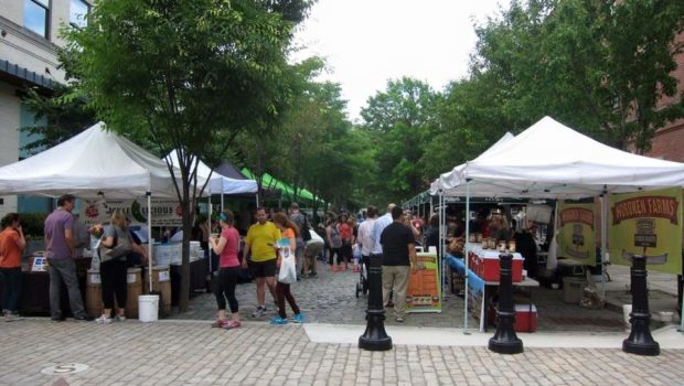 GARDEN STREET FARMERS' MARKET: 7th Season Kicks Off This Saturday