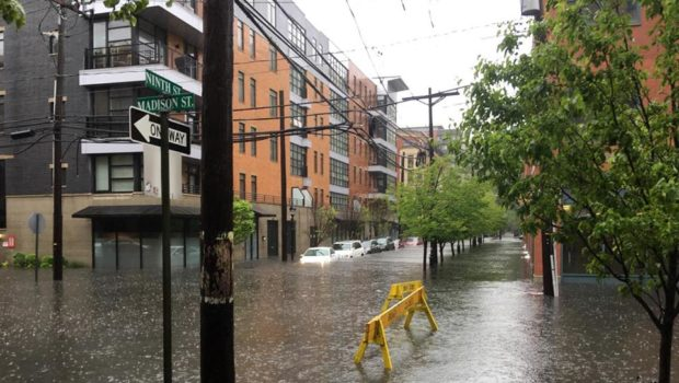 RIO GRAND STREET: Hoboken Deals With Cinco de Mayo Flooding