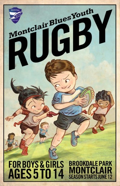 Learn rugby rules yellow