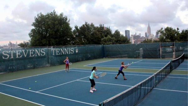 LOVE: STEVENS —  Stevens Institute of Technology To Provide Tennis Court Access to Hoboken Residents