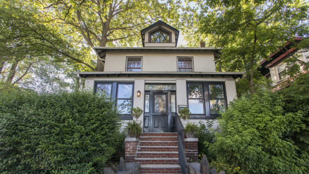 FEATURED PROPERTY: 203 Manhattan Ave; Historic Single-Family Home Overlooking NYC, 6BR/3.5BA—$1,3000,000