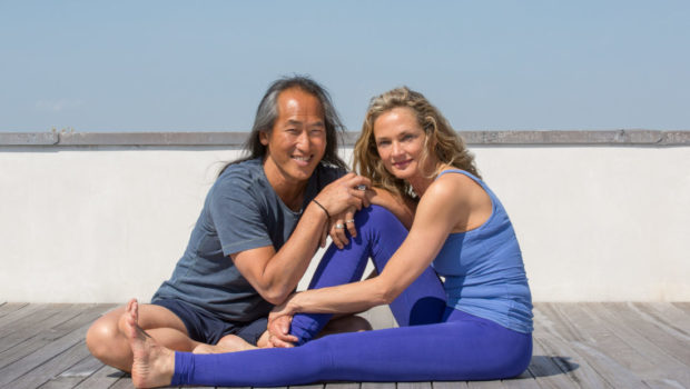 Devotion Yoga Hosts Renowned Instructors Rodney Yee and Colleen Saidman Yee