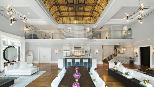 "Luxurious Hoboken Penthouse Loft to Feature on NBC 4 New York's ""Open House"""