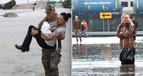 WHEN HARVEY MET SANDY: Hoboken Community to Raise Funds for Texas Hurricane Relief—SATURDAY, SEPTEMBER 16th