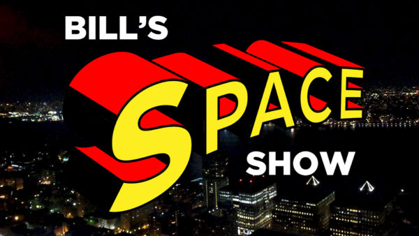 BILL'S SPACE SHOW: Episode One — Karyn Kuhl Band, Space Boys and Host William James Hamilton