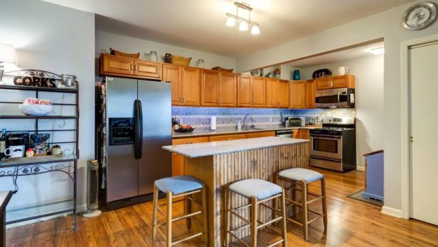 FEATURED PROPERTY: 556 1st Street, #4, Hoboken; 2BR/1BA — $599,000