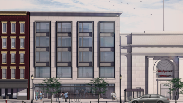 SHAKE UP ON WASHINGTON STREET: Hoboken Planning Board OKs Mixed-Use Building Downtown