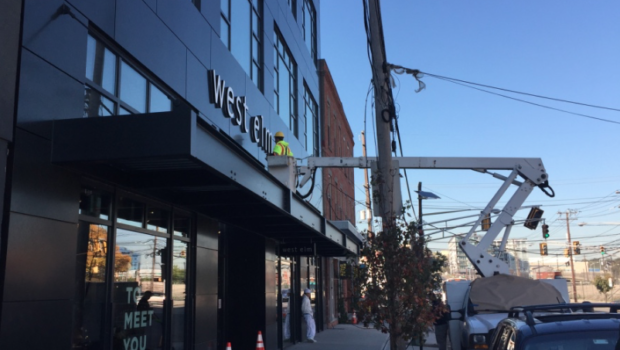 A WEST ELM GROWS IN HOBOKEN: Home Furnishing Store Opens Uptown