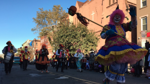 HOBOKEN RAGAMUFFIN PARADE & COSTUME CONTEST — Tuesday, October 31 @ 3:15 p.m.