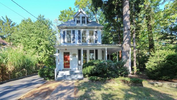 FEATURED PROPERTY: 256 West Dudley Avenue, Westfield, NJ; 4BR/2BA — $949,000