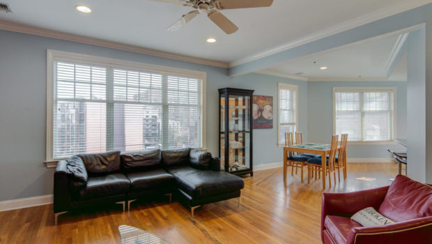 FEATURED PROPERTY: 82 Clinton Street, #6C, Hoboken | 2BR/2BA | 1,430 Sq/Ft | $950,000