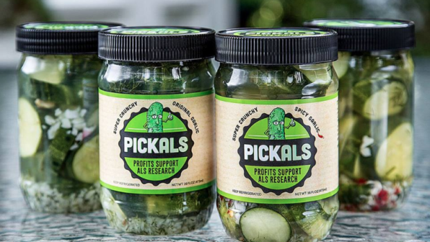 PHILANTHROPICKLES: Arthur Cohen's 'Pickals' Continue the Fight Against ALS, One Jar at a Time