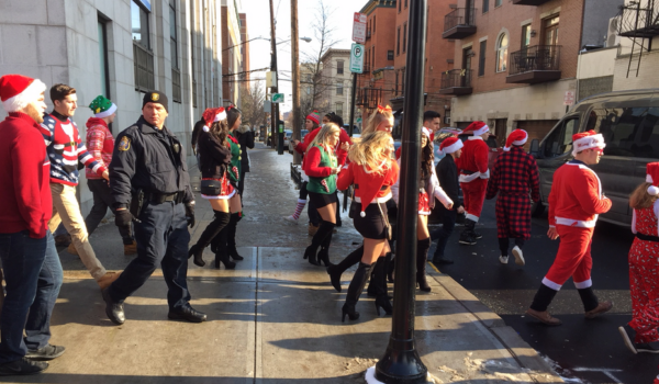 OPINION: SantaCon-flict—A City At Odds