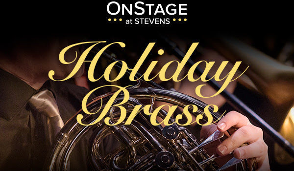 ONSTAGE AT STEVENS: Holiday Concert by the New Jersey Symphony Orchestra — TUESDAY, DEC. 12