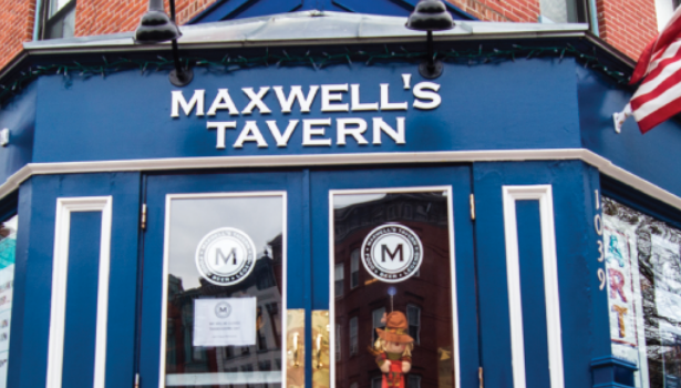 NUMBER OF THE BISTRO: Restaurant Set to Replace Hoboken's Iconic Rock Venue Maxwell's at 1039 Washington Street