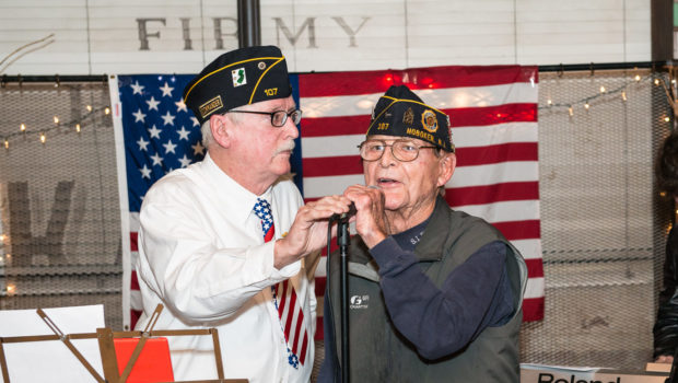 BLOCK PARTY VETERANS: Hoboken American Legion Post 107 to Host a BBQ—SUNDAY from 12-5 p.m.