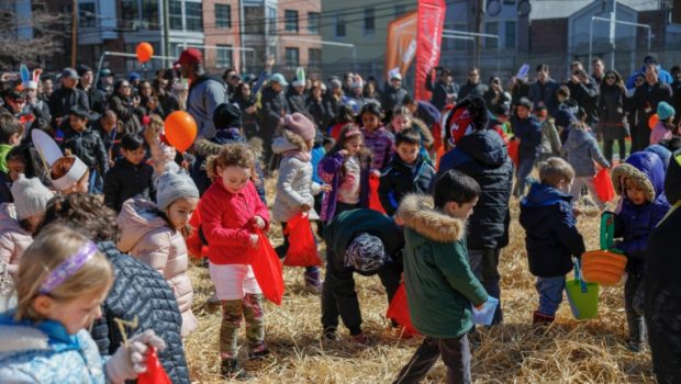 Massive Turnout for Hoboken Grace Easter Egg Hunt | PHOTO GALLERY