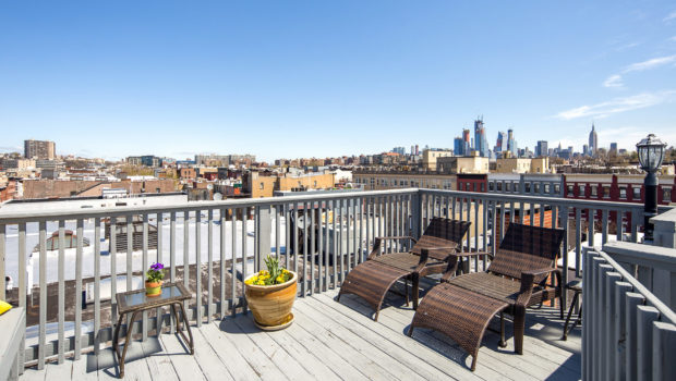 FEATURED PROPERTY: 809 Willow Avenue #5L, 2BR/2BA, Breathtaking NYC Views — $699,000