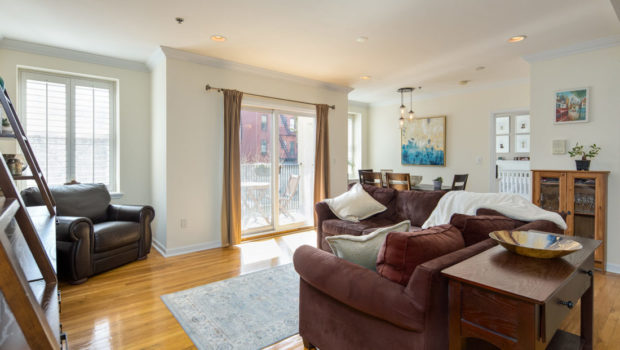 FEATURED PROPERTY: 119 Madison Street #2E, Hoboken | 2BR/2BA Condo | $799,000