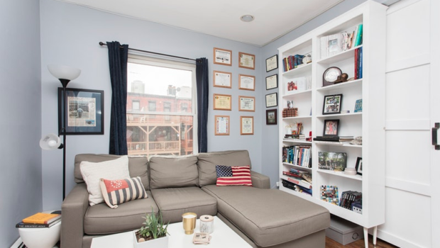FEATURED PROPERTY: 133 Grand Street #3B, Jersey City | Paulus Hook Condominium | 1BR/1BA — $455,000