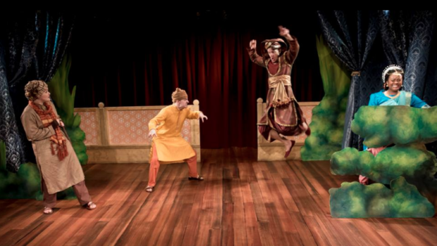 "REVIEW: ""The Garden of Rikki Tikki Tavi"" — Mile Square Theatre Takes a Page Out of Kipling's ""Jungle Book"""