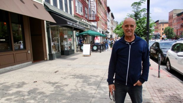 FREEDY RETURNS: Singer/songwriter Freedy Johnston found fame out of Hoboken in the 1990s—now he's come back to his roots