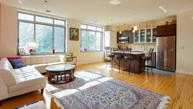 FEATURED PROPERTY: 25 McWilliams Place #301, Jersey City; Stunning 2BR/2BA Condo on Hamilton Park—$1,225,000