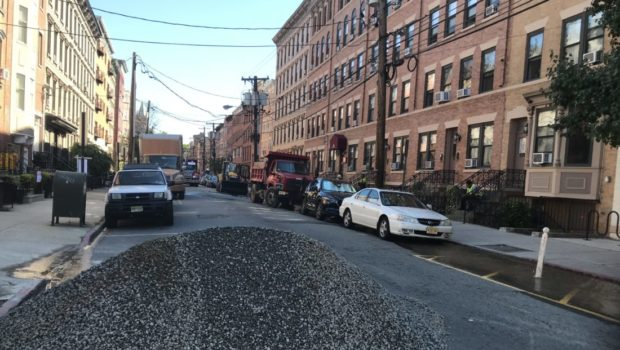 SUEZ Kicks Off Their Hoboken Residency Early With a Water Main Break on Willow