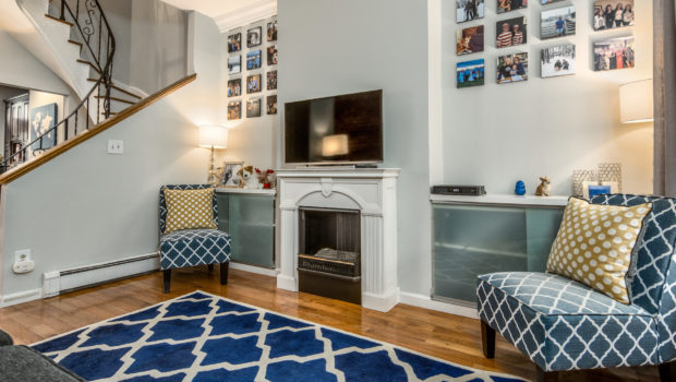 FEATURED PROPERTY: 722 Park Avenue, Hoboken; Unique 3-Story Rowhouse — $1,100,000