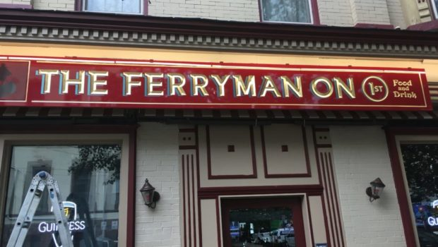 THE FERRYMAN ON 1st: New Venue Slips Into Marty O'Brien's Spot