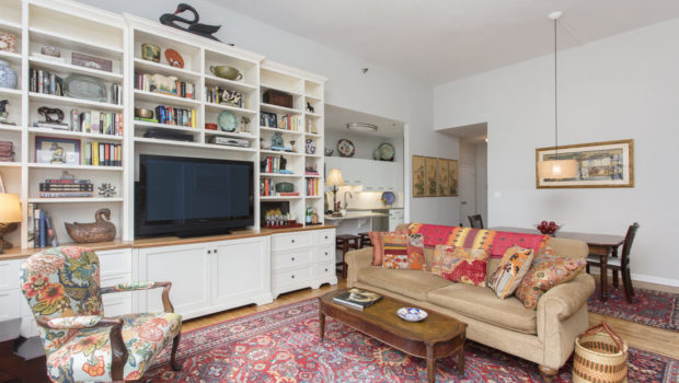 FEATURED PROPERTY: 501 Adams Street 4K; Stunning 2BR/2BA Condo in Converted Schoolhouse — $685,000