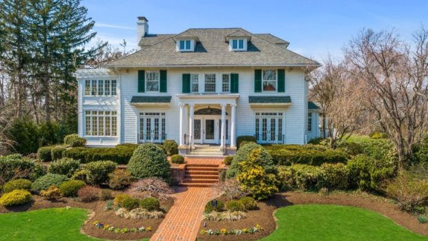 FEATURED PROPERTY: 251 E. Dudley Ave., Westfield; Stately Colonial; 8BR/5BA — $2,999,999