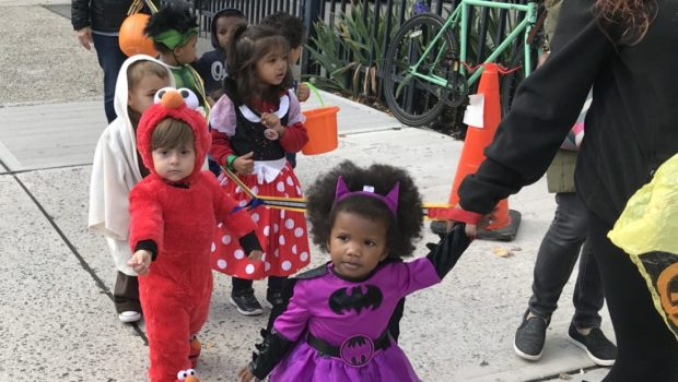 HOBOKEN HALLOWEEN 2019: Trick-Or-Treat Info, Plus the Ragamuffin Parade — Thursday, October 31st