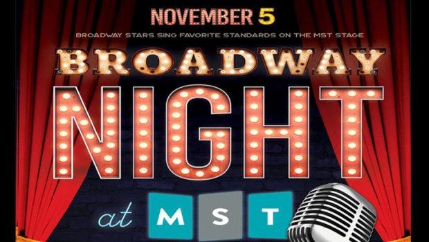 BROADWAY NIGHT at Mile Square Theatre — Monday, November 5th