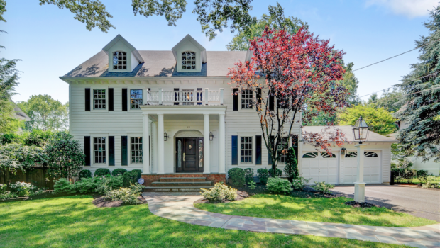 FEATURED PROPERTY: 416 Colonial Ave, Westfield Town; 4BR/3BA — $1,299,900