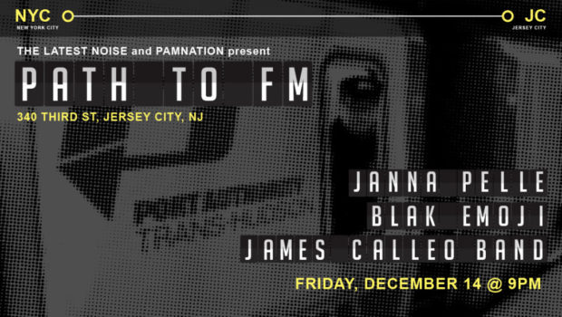 PATH TO FM: NYC and JC Scenes Merge for a Night of Live Music — FRIDAY, DECEMBER 14th