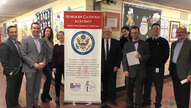 CAREER DAY: Hoboken Catholic Academy Welcomes Professionals (…and hMAG)