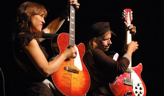 THE KENNEDYS @ GUITAR BAR JR.:  Nationally Renowned Folk/Pop Duo to Play Intimate Hoboken Show—SATURDAY, FEBRUARY 23